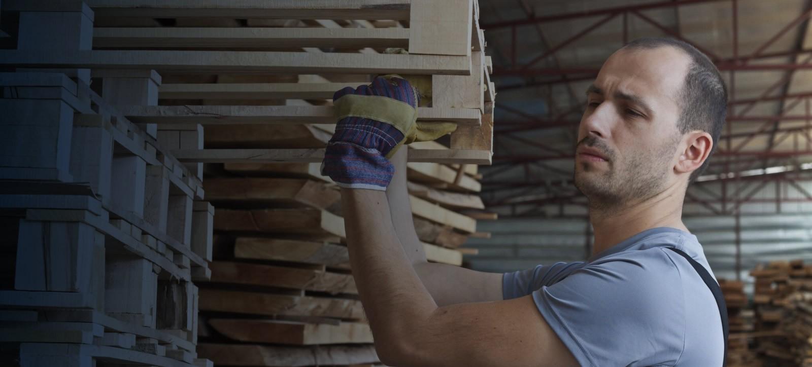 Emballages en bois